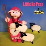Little Bo Peep Nursery Rhyme CD Cover